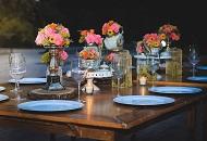 Table Setup for Wedding in Dubai Image