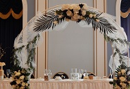 Koosha Arrangement for your Wedding in Dubai Image