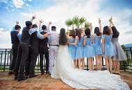 Why Choose a Large Wedding in Dubai? Image