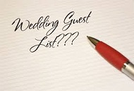 How to Make the Guests List for Your Wedding in Dubai Image