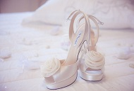10 Recommendations for Finding the Proper Wedding Shoes Image