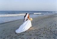 Wedding on the Beach in Dubai Image